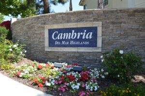 Cambria Del Mar Highlands