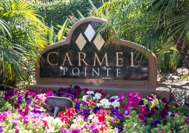 Carmel Pointe Carmel Valley Condo Monument