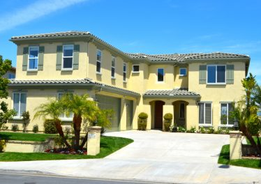 Chaffinch Ct. Home Exterior Front in Terraza, Scripps Ranch