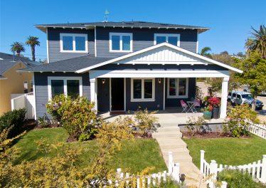 1375 Missouri St, San Diego, CA 92109 Front Exterior