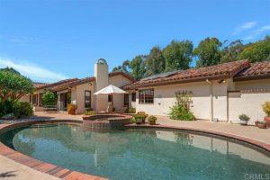17544 Los Morros, Rancho Santa Fe, CA 92067 Pool
